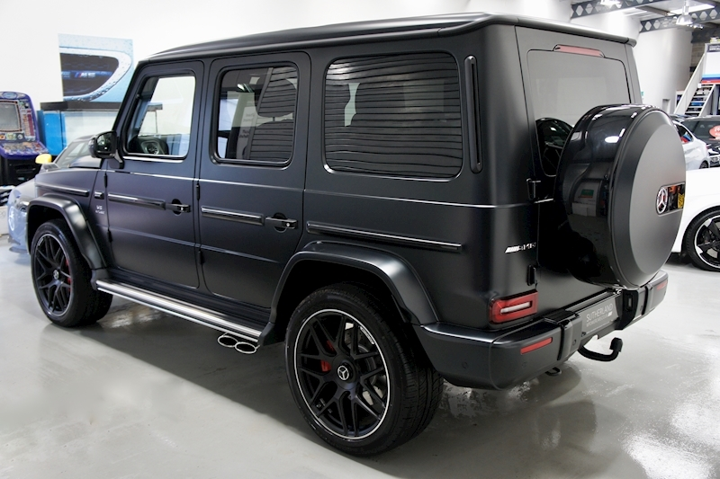 Mercedes-Benz G Wagon - Large 19