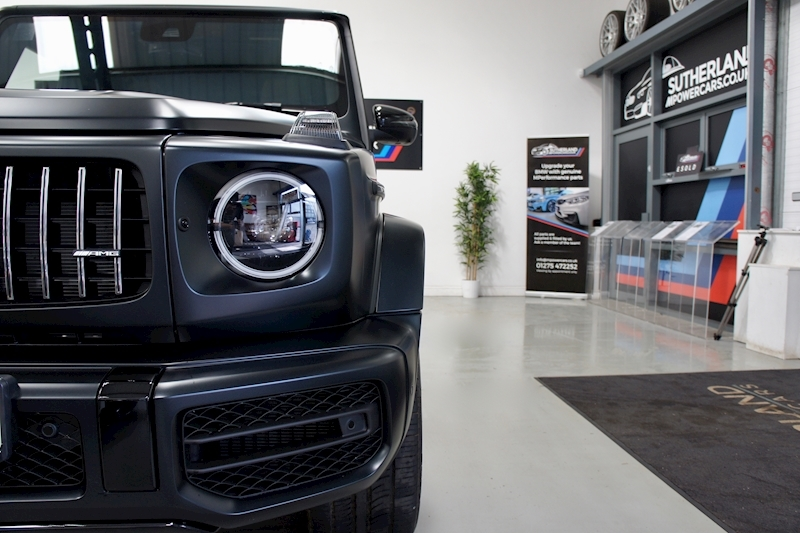 Mercedes-Benz G Wagon - Large 23