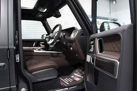 Mercedes-Benz G Wagon - Large 28