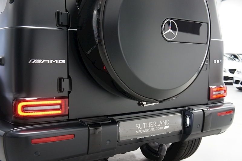 Mercedes-Benz G Wagon - Large 71