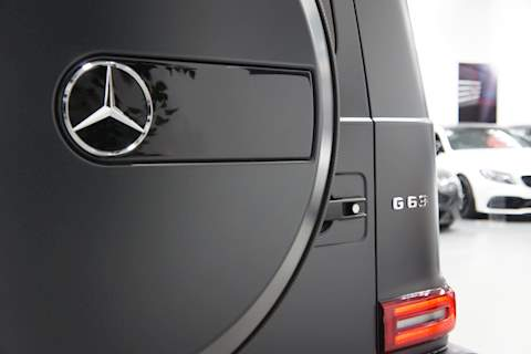 Mercedes-Benz G Wagon - Large 73