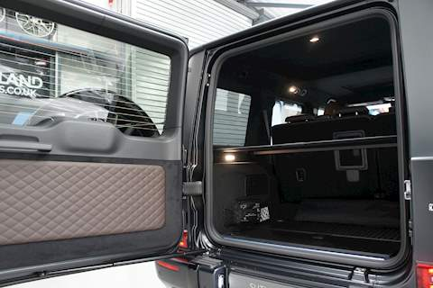 Mercedes-Benz G Wagon - Large 75