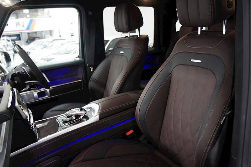Mercedes-Benz G Wagon - Large 90