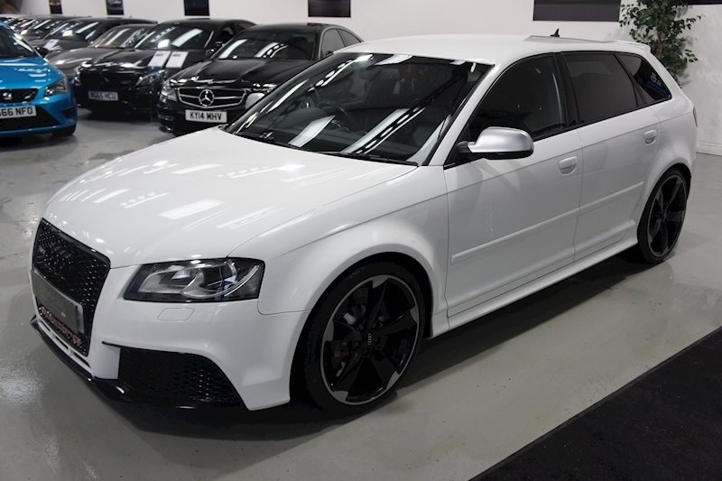Audi RS3 Quattro - Large 4