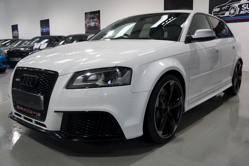 Audi RS3 Quattro - Large 3