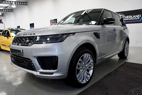 Range Rover Sport Autobiography Dynamic Estate 3.0 Automatic Diesel