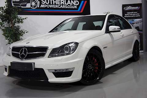 Mercedes-Benz C63 - Large 0