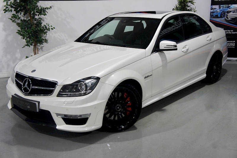 Mercedes-Benz C63 - Large 1