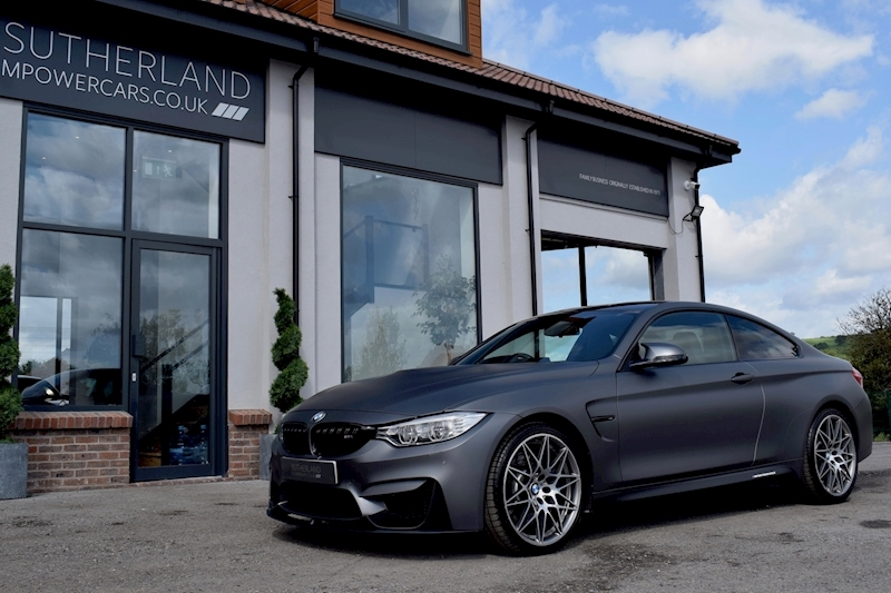 M4 Competition Package Coupe 3.0 Semi Auto Petrol