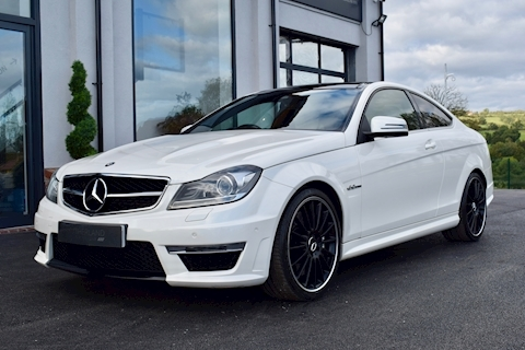 C Class C63 Amg Coupe 6.2 Automatic Petrol