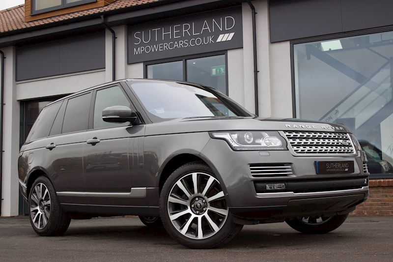 Land Rover Range Rover - Large 0