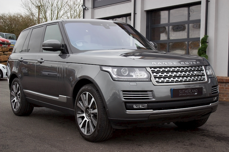 Land Rover Range Rover - Large 1