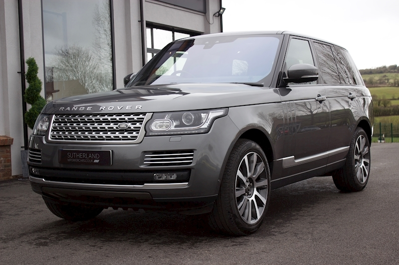 Land Rover Range Rover - Large 4