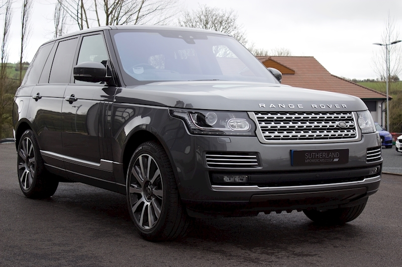 Land Rover Range Rover - Large 14