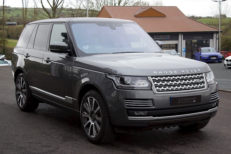 Land Rover Range Rover - Large 15