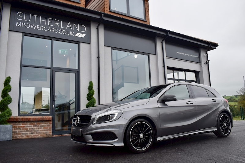 A-Class A180 Cdi Blueefficiency Amg Sport Hatchback 1.5 Automatic Diesel