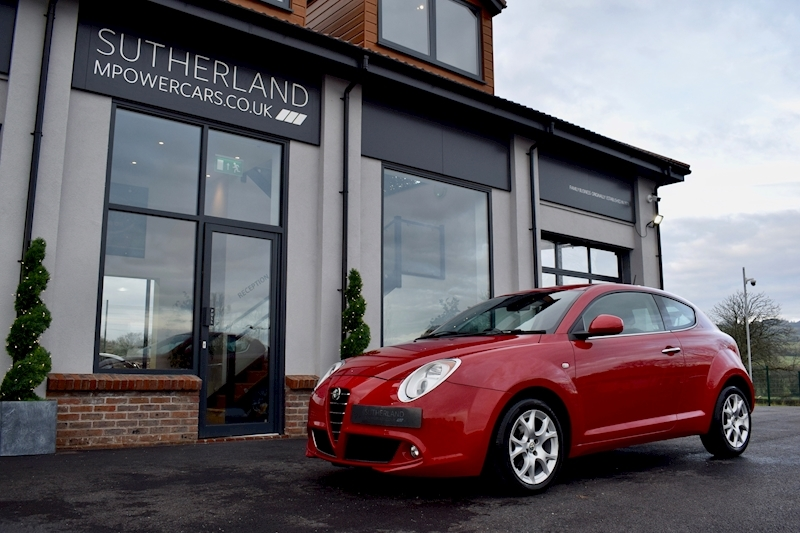 Mito 16V Lusso Hatchback 1.4 Manual Petrol