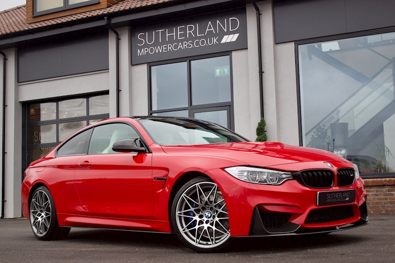 M4 M4 Competition Package Coupe 3.0 Semi Auto Petrol