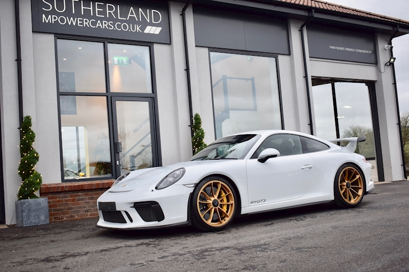 911 Gt3 Coupe 4.0 Manual Petrol