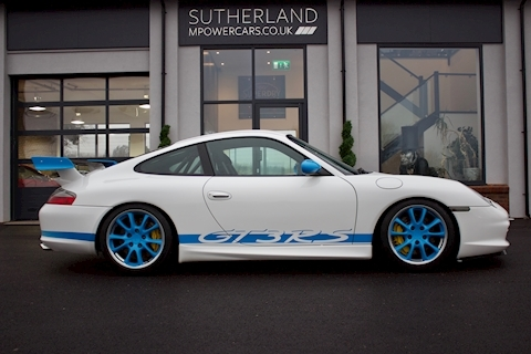 911 Gt3 Rs Coupe 3.6 Manual Petrol