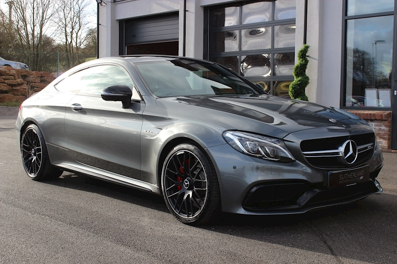 Mercedes-Benz C 63 - Large 1