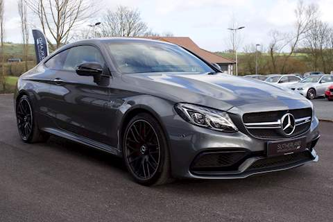 Mercedes-Benz C 63 - Large 3