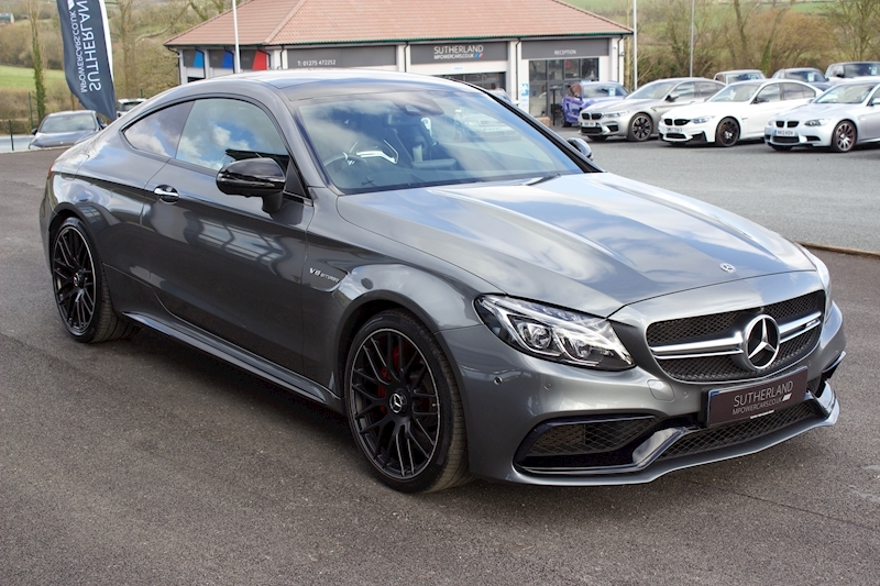 Mercedes-Benz C 63 - Large 2