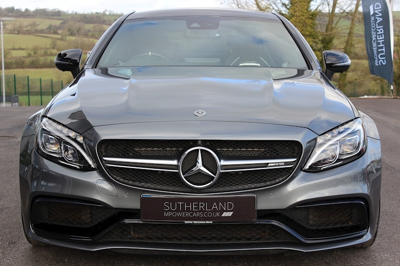 Mercedes-Benz C 63 - Large 4