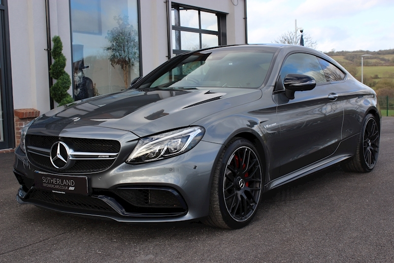 Mercedes-Benz C 63 - Large 5