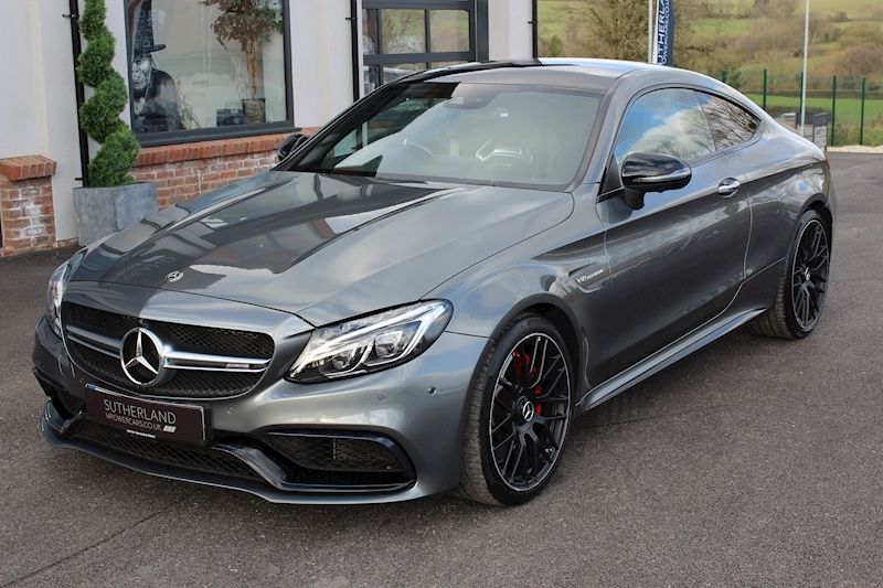 Mercedes-Benz C 63 - Large 6