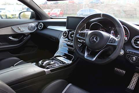 Mercedes-Benz C 63 - Large 16