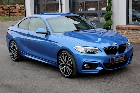 2 Series 220D Xdrive M Sport Coupe 2.0 Automatic Diesel