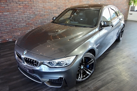 M3 DCT  Saloon 3.0 Automatic Petrol