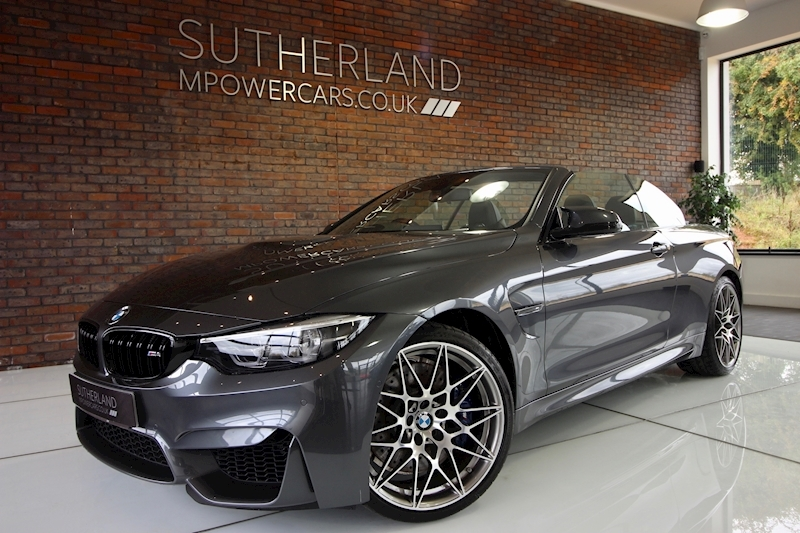 M4 DCT Convertible Competition Package Convertible 3.0 Automatic Petrol