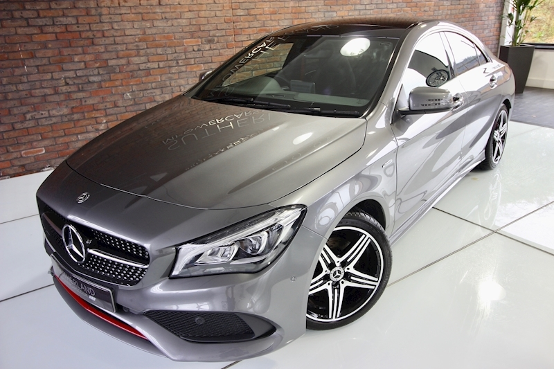 Mercedes-Benz CLA - Large 1