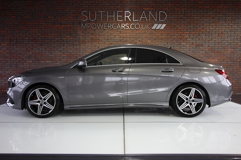 Mercedes-Benz CLA - Large 8