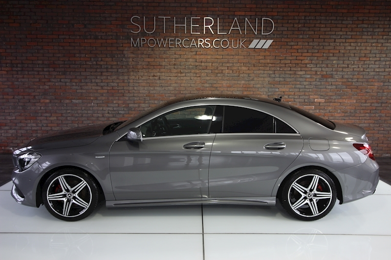 Mercedes-Benz CLA - Large 9