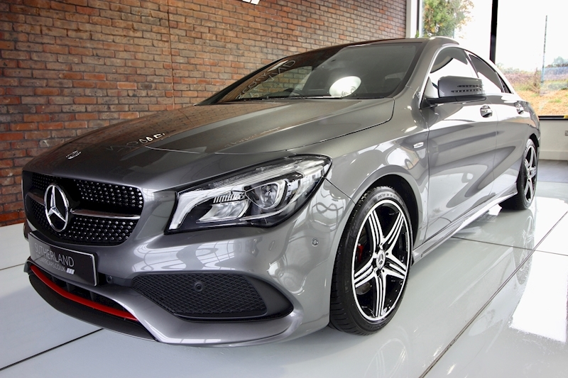 Mercedes-Benz CLA - Large 2