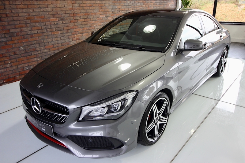 Mercedes-Benz CLA - Large 3