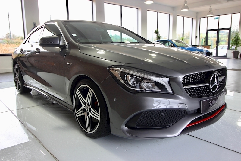 Mercedes-Benz CLA - Large 6