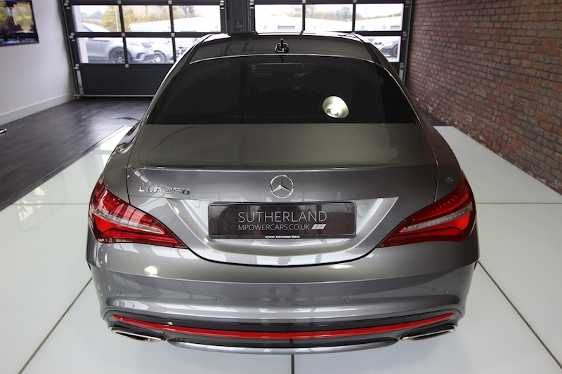 Mercedes-Benz CLA - Large 13
