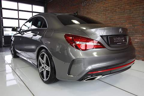 Mercedes-Benz CLA - Large 14