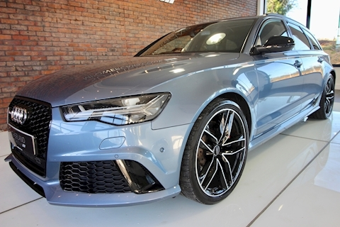 RS6 Avant Performance Avant 4.0 Tiptronic Petrol