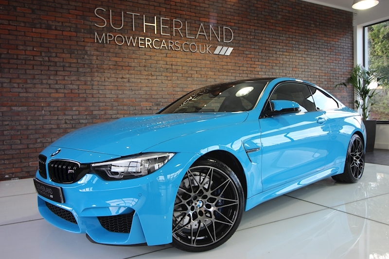 M4 Competition Package Coupe 3.0 Automatic Petrol