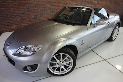 MX-5 Miyako Roadster 2.0 Manual Petrol