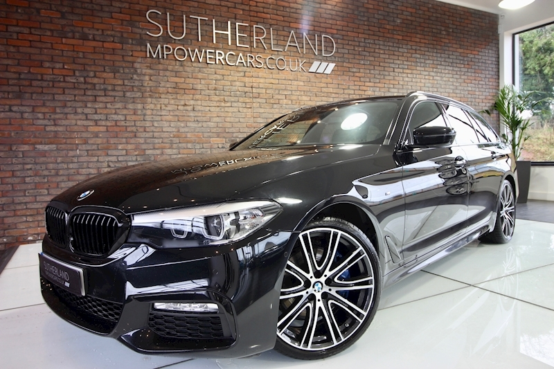 5 Series 530d xDrive M Sport Touring Touring 3.0 Automatic Diesel