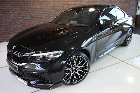 M2 DCT Competition Coupe 3.0 Automatic Petrol