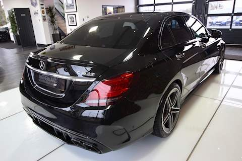 Mercedes-Benz C63 - Large 9