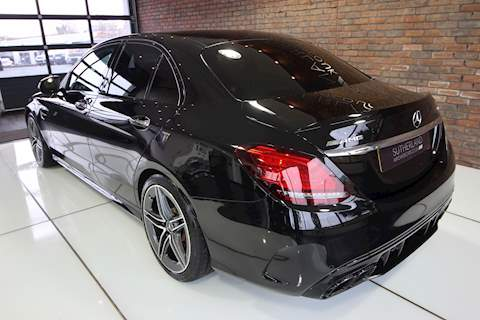 Mercedes-Benz C63 - Large 13