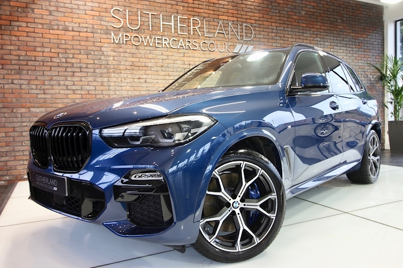 BMW X5 Series - Large 0